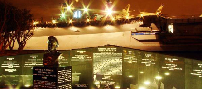 Memorial-Midway-Night