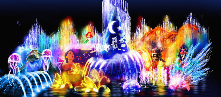 World-of-Color-Disney